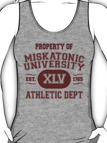 Property of Miskatonic University Athletic Dept T-Shirt