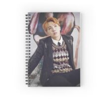 jhope bts 2 Spiral Notebook