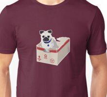 Pug Named Lawson Unisex T-Shirt