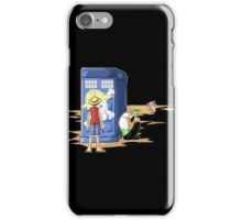 Doctor Who - A New Going Merry T-shirts iPhone Case/Skin