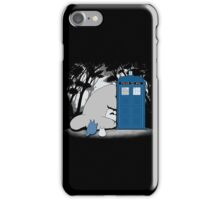 Doctor Who - Curious Forest Spirits T-shirts iPhone Case/Skin