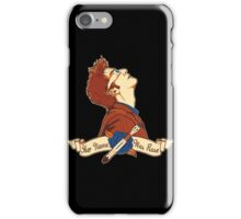 Doctor Who - Her Name Was Rose T-shirts iPhone Case/Skin