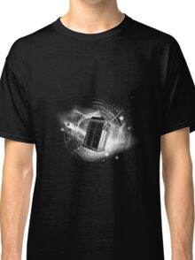 Doctor Who - Time Travel T-shirts Classic T-Shirt