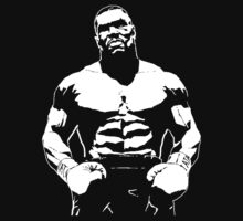 Mike Tyson by Isscha007