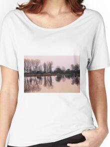 reflections on the lake Women's Relaxed Fit T-Shirt