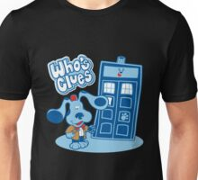 Doctor Who - Who's Clues T-shirts Unisex T-Shirt