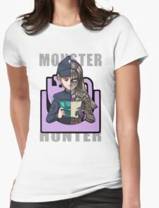 Hunter's Life (Ted Custom) Womens Fitted T-Shirt