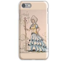 The Mushroom Queen iPhone Case/Skin