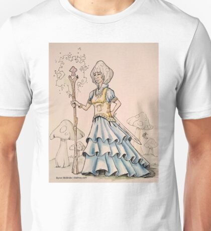 The Mushroom Queen Unisex T-Shirt