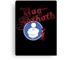 Yog-Sothoth (Crazy) I Canvas Print