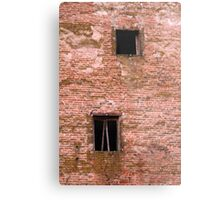 old  walls of the castle Metal Print