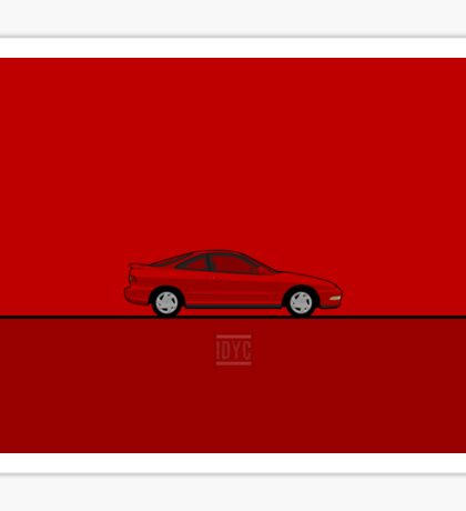 Acura Integra Sticker