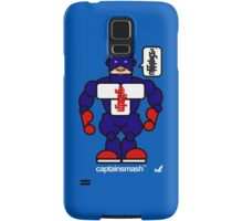 AFR Superheroes #03 - Captain Smash Samsung Galaxy Case/Skin