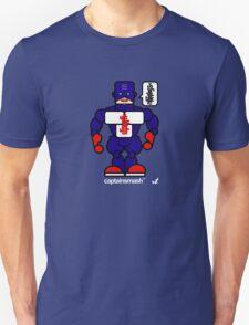 AFR Superheroes #03 - Captain Smash T-Shirt