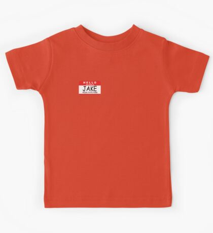 Jake from State Farm Kids Tee