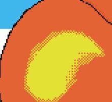 Allman Brothers Band Pixel Art Sticker