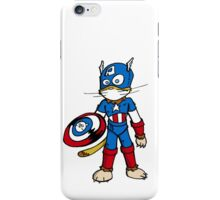 Chatptain Americhat iPhone Case/Skin