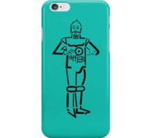 C-3PO iPhone Case/Skin