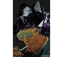 Crystal Dude  Photographic Print