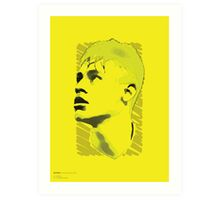 World Cup Edition - Neymar / Brazil Art Print