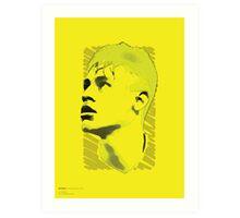 World Cup Edition - Neymar / Brazil Art Print
