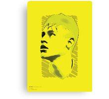 World Cup Edition - Neymar / Brazil Canvas Print
