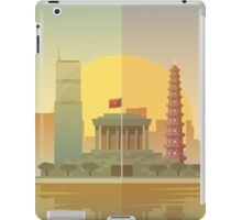 Vietnam Hanoi Illustration iPad Case/Skin