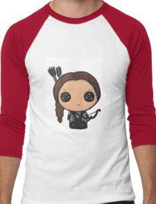 Katniss Everdeen Men's Baseball ¾ T-Shirt