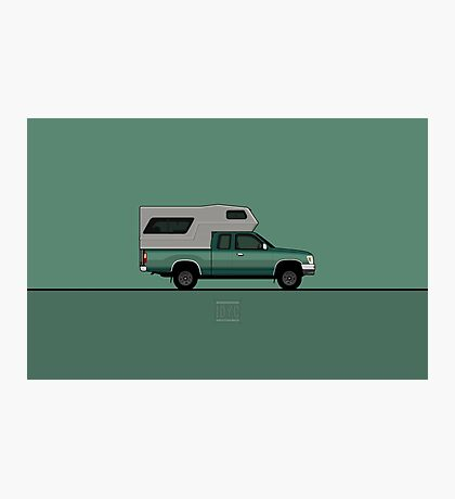 Toyota T100 Photographic Print