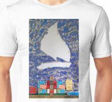 White Sail Unisex T-Shirt