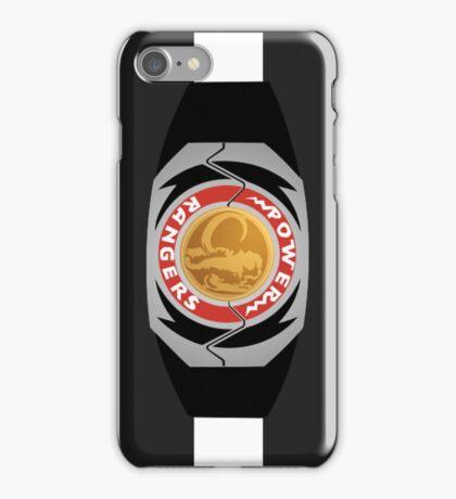 Black Morpher Iphone Case iPhone Case/Skin