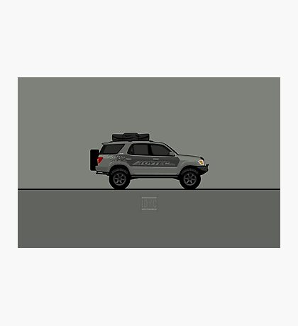 Toyota Sequoia Photographic Print