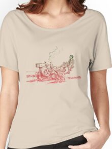 Farming in Peace Women's Relaxed Fit T-Shirt