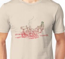 Farming in Peace Unisex T-Shirt