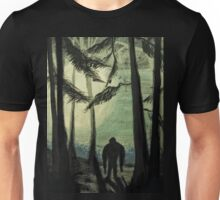 Smokey Mountain Sasquatch Unisex T-Shirt