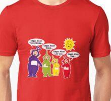 Teletubbies Edgar Allan Poe 2 Unisex T-Shirt