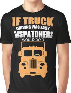 TRUCKER Graphic T-Shirt