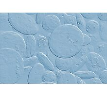 abstract background stones for texture Photographic Print