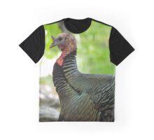 Meleagris Gallopavo - Wild Turkey | Noyack, New York Graphic T-Shirt