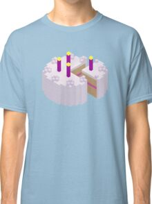 Birthday Cake Classic T-Shirt