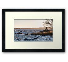 Baltic Sea Framed Print