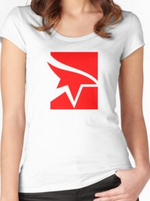 Mirror's Edge Women's Fitted Scoop T-Shirt