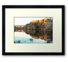 Lakeside, South County Framed Print
