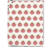 Happy Kawaii Tomato iPad Case/Skin