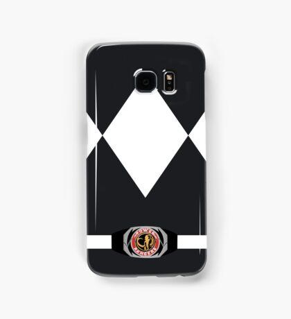 Black Ranger Galaxy Case Samsung Galaxy Case/Skin
