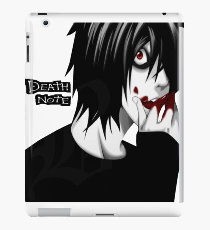 disney,halloween,ryuk,ghost iPad Case/Skin