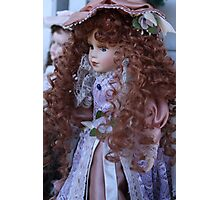 old doll Photographic Print