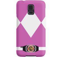 Pink Ranger Galaxy Case Samsung Galaxy Case/Skin