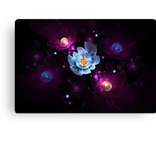 Nightfall mystery Canvas Print