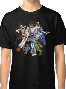 Street Figher X Gamer Geek Nation Classic T-Shirt